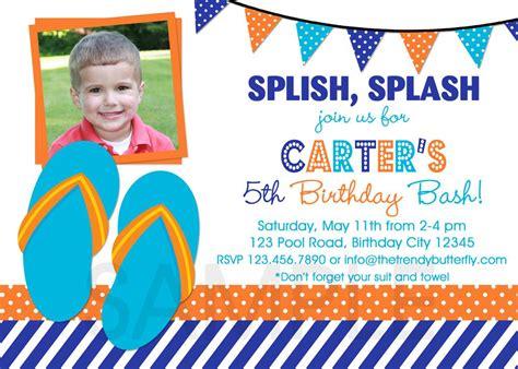 sle children s birthday invitations 18 birthday invitations for free sle templates birthday invitations templates