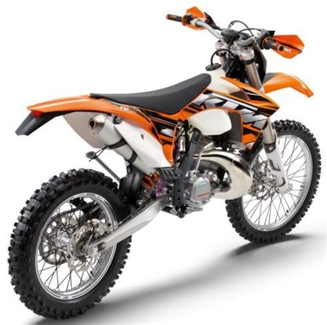 2013 Ktm 200 Exc Ktm Exc 200 E 2013 Orange