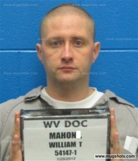 Boone County Wv Arrest Records William T Mahon Mugshot William T Mahon Arrest Boone County Wv