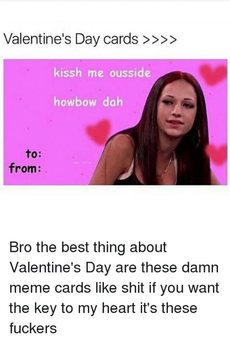 valentines meme 25 best memes about valentines day cards valentines day