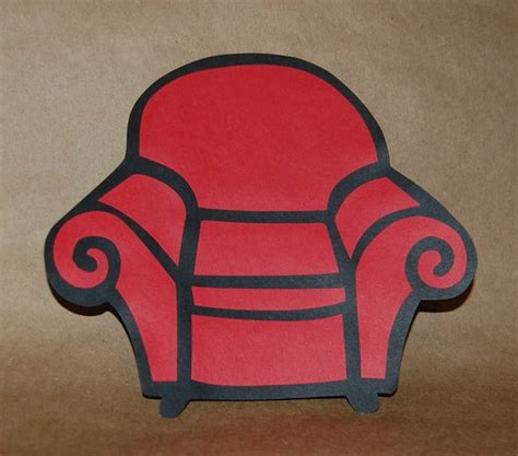 blues clues couch thinking chair elliott pinterest