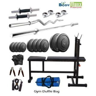 90 kg maxx home weight lifting package with multi