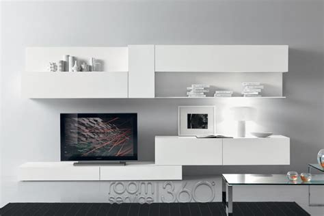 modular tv unit design media room pinterest tv units modus 70 ultra modern wall unit by presotto 18482