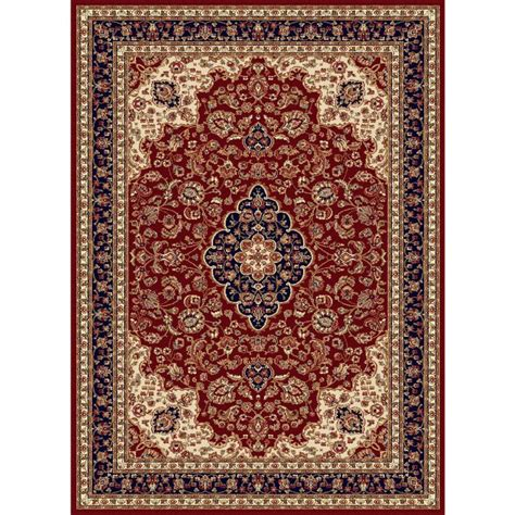 6 X 10 Area Rugs Tayse Rugs Sensation 7 Ft 10 In X 10 Ft 6 In Traditional Area Rug 4780 8x11 The