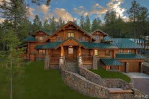 Barn Plans With Living Space Want To Live Like A Us President Start With A Log Cabin