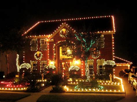 outdoor lighting xmas ideas simple home decoration