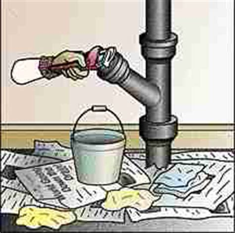 Plumbing Cleanout by How To Un Clog A Blocked Drain Step By Step Guide For
