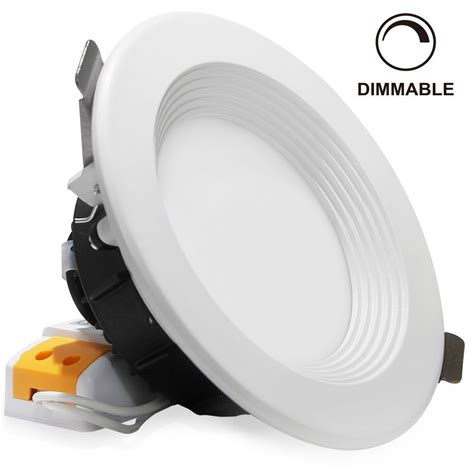 Lu Downlight 4 Inch 12w 4 led recessed light modern place