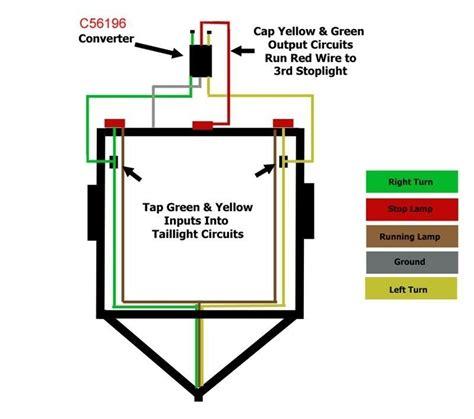 wire trailer lights   diagram fuse box