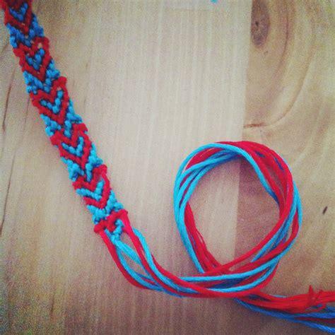 Diy String Tutorial - diy friendship bracelet tutorial conillpanxut