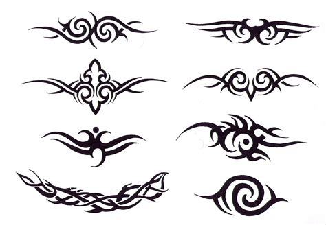 Free Flash Tattoo Tribal Tattoos Design Male Models Picture Tribal Flash