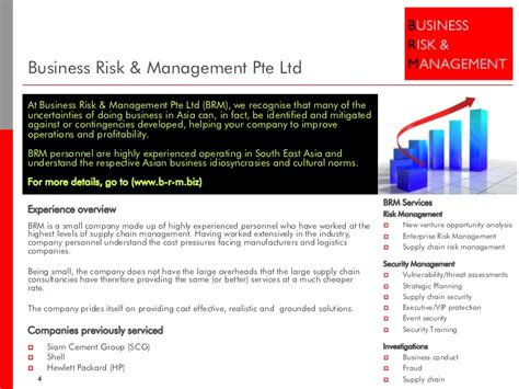 Southern Arkansas Mba Supply Chain by Supply Chain Services Business Risk Management