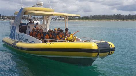 jet boat port macquarie kids taken for ride of jet boat zoo and golfing fun in