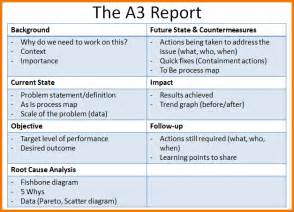 a3 powerpoint template 8 a3 report template expense report