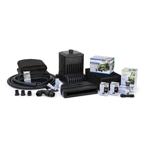 aquascape diy backyard waterfall kit aquascapes