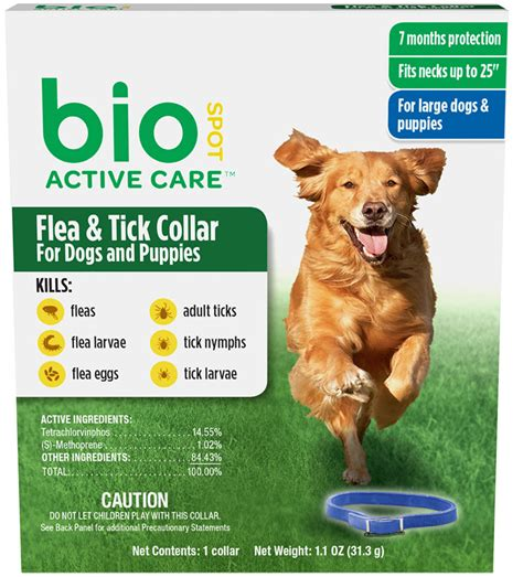 flea tick prevention dogs flea tick collar for dogs