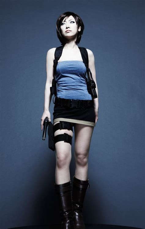 imagenes hot de jill valentine sexy resident evil cosplay of the movie jill valentine
