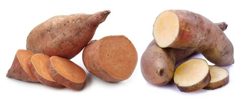 8 ways to tell the difference between sweet potatoes and yams