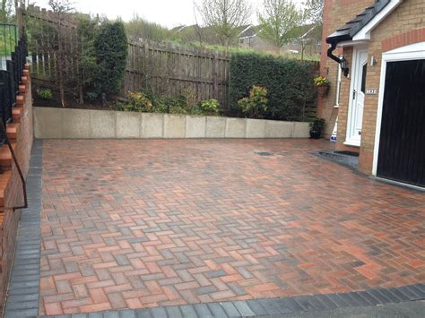 drive uk brindle and charcoal block paved driveway burnley chw