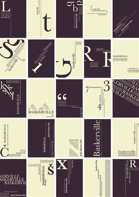 font design layout 26 best images about baskerville on pinterest negative