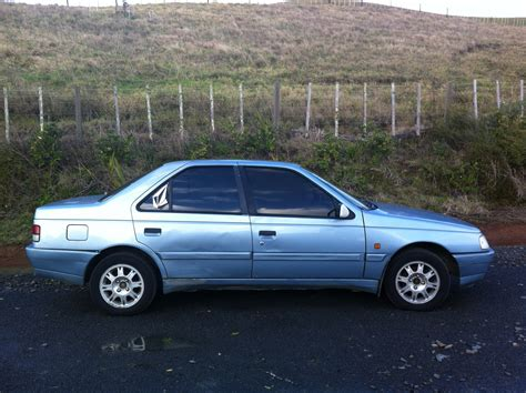 peugeot for sale nz for sale 1992 peugeot 405 turbo diesel sedan raglan