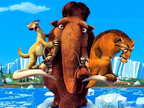 wallpaper cartoon ice age ice age 4 hd cartoons wallpapers