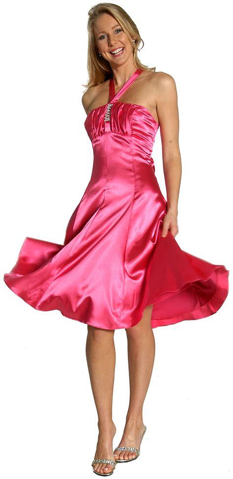 Pink Fuchsia Dress fuchsia pink prom dresses sang maestro