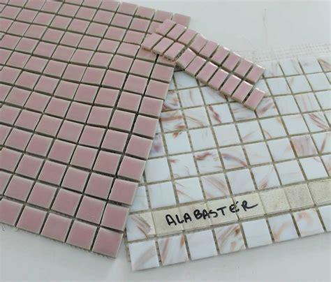 Retro Bathroom Flooring A Vintage Pink Bathroom For The Dollhouse Including