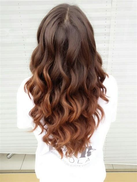 hairstyles by curling iron curls with 2 inch curling iron my hairstyles pinterest