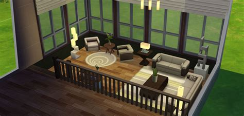 How to create a Split level room   Sims Online