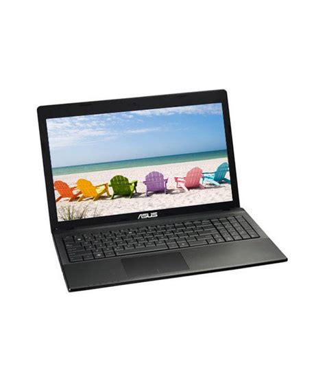 Ram Asus 2gb Laptop Asus X55c Sx161d Laptop Intel Dual 2020m 2gb Ram 500gb Hdd 39 62cm 15 6 Dos Black