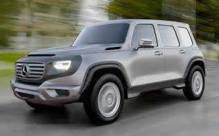 Mercedes Wagons For Sale 2017 Mercedes G Wagon That Eternal Icon Carbuzz Info