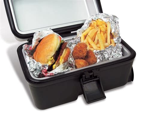 heat ls are designed to reheat food when portable food warmers for cars like a car microwave