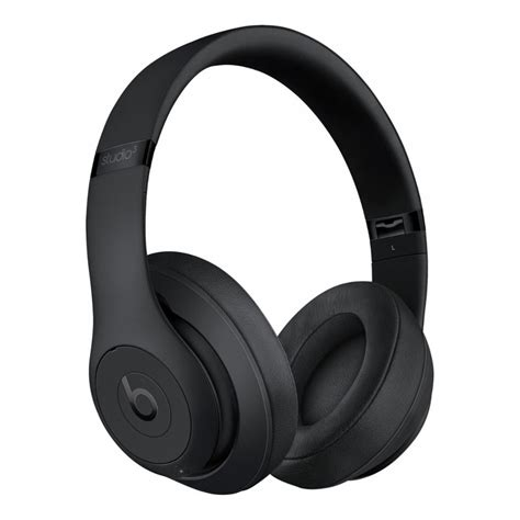 best beats beats by dre studio 3 wireless headphones black over ear