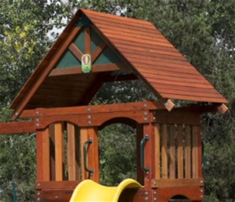 swing set roof wooden swing set with slide houston dallas