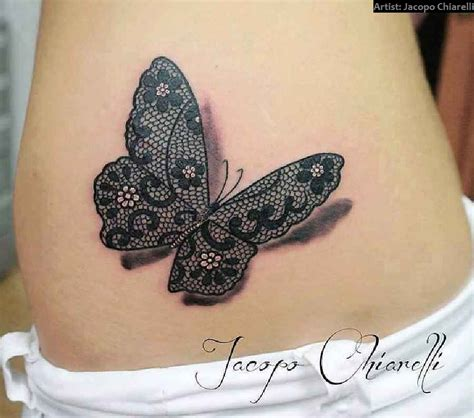 schmetterling tattoo spirit