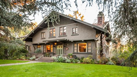 craftsman style bungalows in pasadena ca arts and crafts home of the day greene and greene craftsman in south