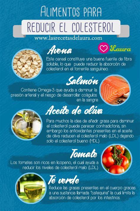 alimentos que te ayudan a bajar el colesterol alimentos que te ayudan a reducir el colesterol
