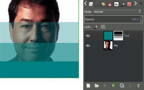 gimp tutorial mask gimp layer masks
