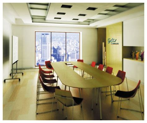 small conference room cpf office images pinterest modern office meeting room design with oval table red