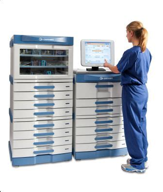 Automated Dispensing Cabinets by Automated Dispensing Cabinet Cerner Corporation Pp P
