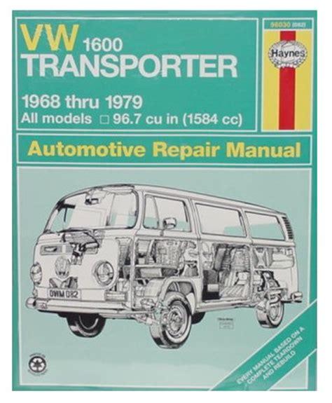 Haynes Repair Manual 0856966606