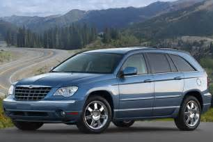 2009 Chrysler Pacifica Used Chrysler Pacifica For Sale Buy Cheap Pre Owned
