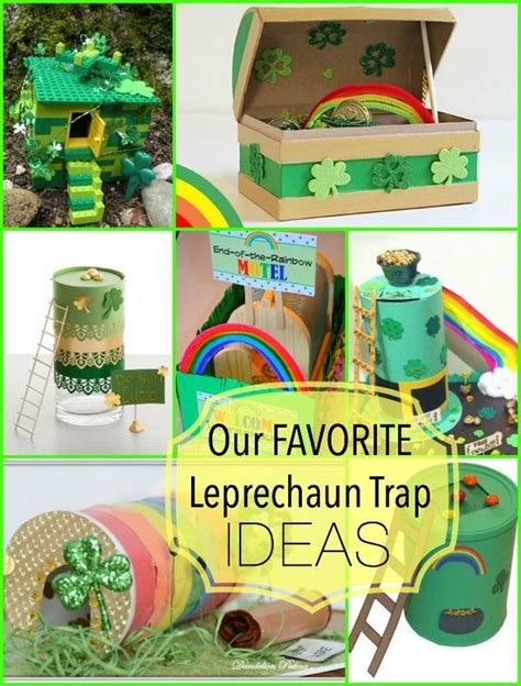 our favorite leprechaun trap ideas holiday st