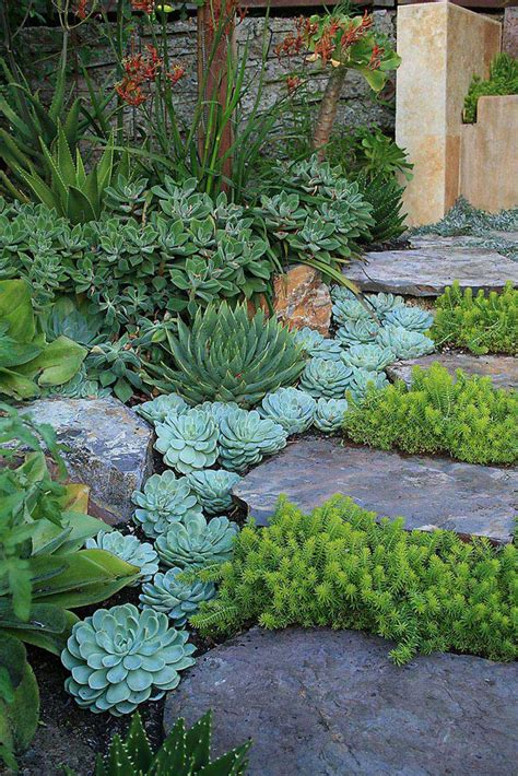 backyard path beautiful garden paths made of natural stone quiet corner