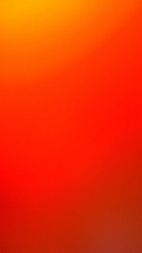 iOS 7 Official Bright Orange android wallpapers