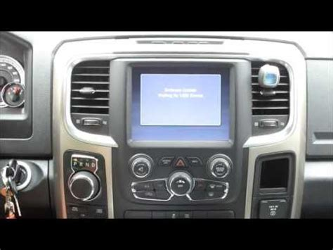 Jeep Uconnect Upgrade How To Upgrade Your Uconnect 8 4a And 8 4an Software