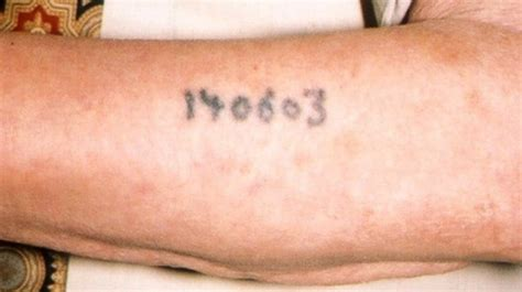 holocaust survivors tattoos germany to pay 1b for holocaust survivors care the