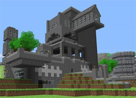 make a home make a huge house in minecraft prime inspiration