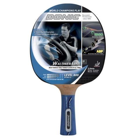 Harga Bat Pingpong Donic by Donic Waldner 800 Table Tennis Bat Sportitude